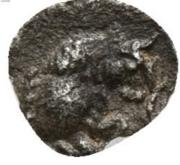 Tetartemorion de ceca incierta de Caria. Siglo V a.C. Captura_de_pantalla_2018-03-09_a_las_12.58.17