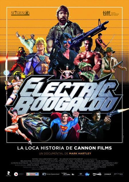 Electric Boogaloo (Electric Boogaloo: La loca historia de Cannon Films) 2015 Thumb_php