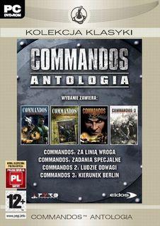 Commandos: Antologia [PC]