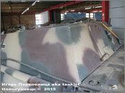 """Немецкая тяжелая САУ  """"JagdPanther""""  Ausf G, SdKfz 173, Deutsches Panzermuseum, Munster Jagdpanther_Munster_054"""