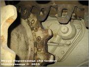 """Немецкая тяжелая САУ  """"JagdPanther""""  Ausf G, SdKfz 173, Deutsches Panzermuseum, Munster Jagdpanther_Munster_061"""