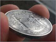 5 pesetas 1891*1891* Alfonso XIII -PGM 20131112_135515