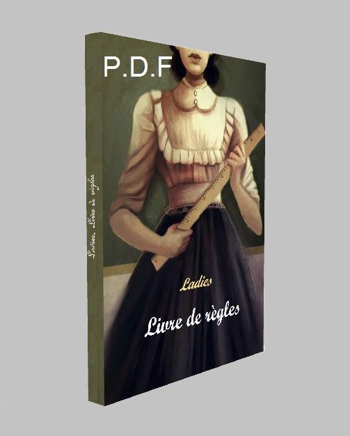 Une petite présentation du nouveau jeu de rôle Ladies Image