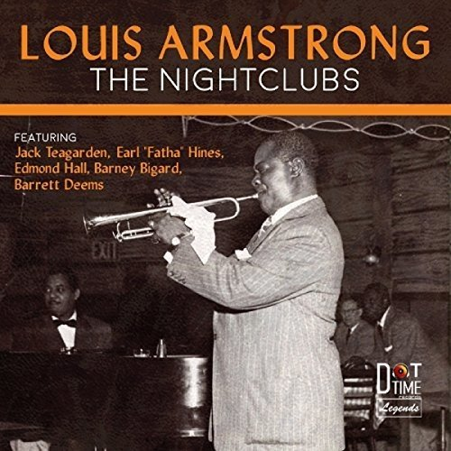 Louis Armstrong - The Nightclubs Luis