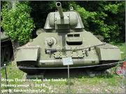 Советский средний танк Т-34, музей Polskiej Techniki Wojskowej - Fort IX Czerniakowski, Warszawa, Polska 34_111
