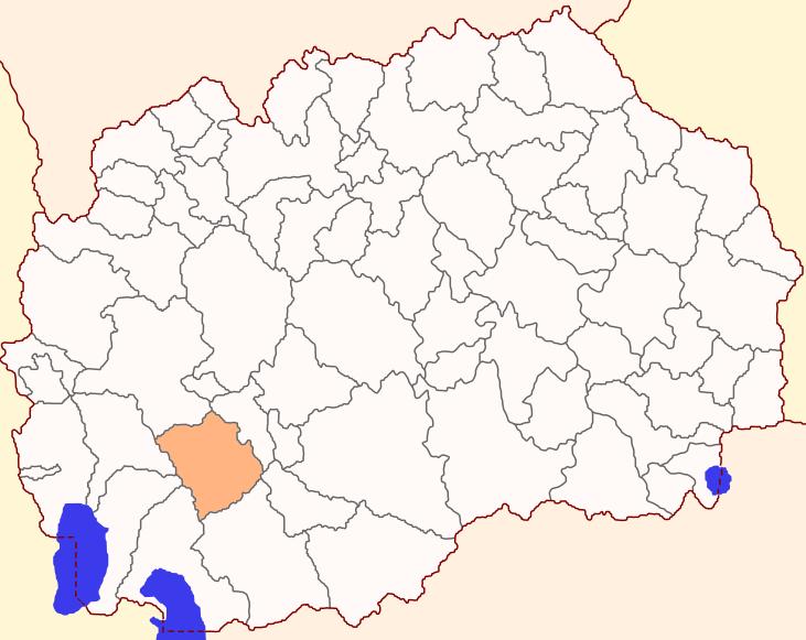 Shqiptaret ne Demir Hisar Image