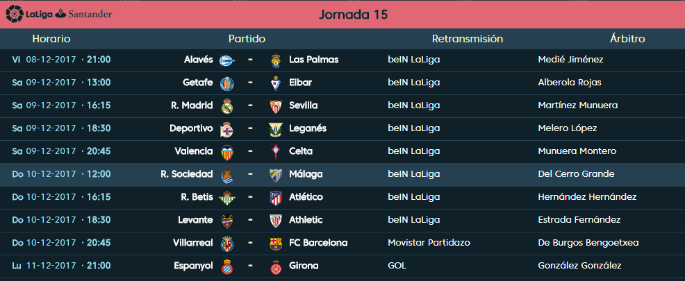 LIGA J15ª: REAL SOCIEDAD vs MALAGA CF (Dom 10 Dic 12:00 / BeinSport) MCF_C