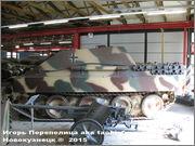 """Немецкая тяжелая САУ  """"JagdPanther""""  Ausf G, SdKfz 173, Deutsches Panzermuseum, Munster Jagdpanther_Munster_072"""