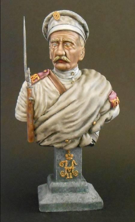 Soldat Russe, 12e Régiment de Tirailleurs Sibérie orientale 1904 Neu_4