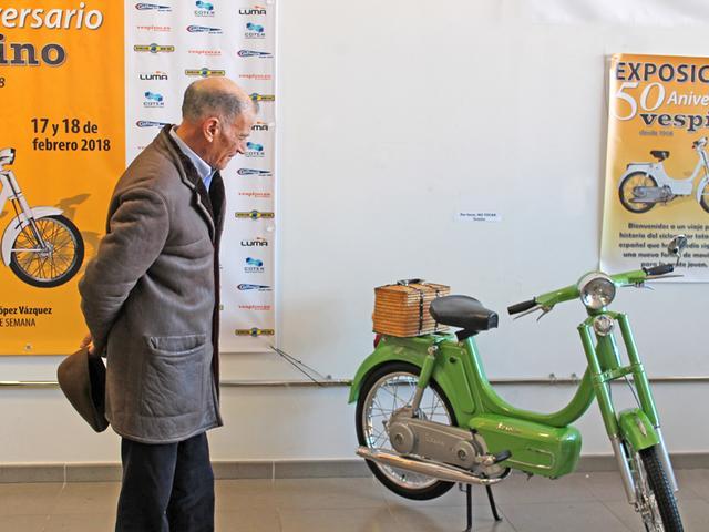 Exposición 50º Aniversario del Vespino, 17 Feb IMG_0507