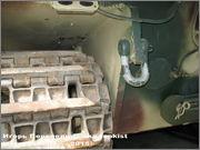 """Немецкая тяжелая САУ  """"JagdPanther""""  Ausf G, SdKfz 173, Deutsches Panzermuseum, Munster Jagdpanther_Munster_079"""