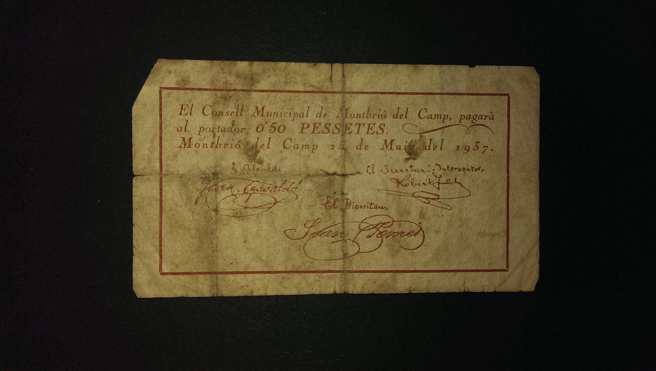50 Céntimos Montbrió del Camp. 1937 (Muy especial) IMAG0351