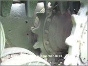Советский тяжелый танк КВ-1, завод № 371,  1943 год,  поселок Ропша, Ленинградская область. 1_217