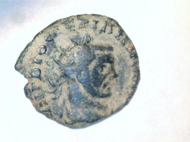 Radiado post-reforma de Diocleciano.VOT / XX / dentro de corona. Ceca Roma. 2016_10_21_0006_0_X