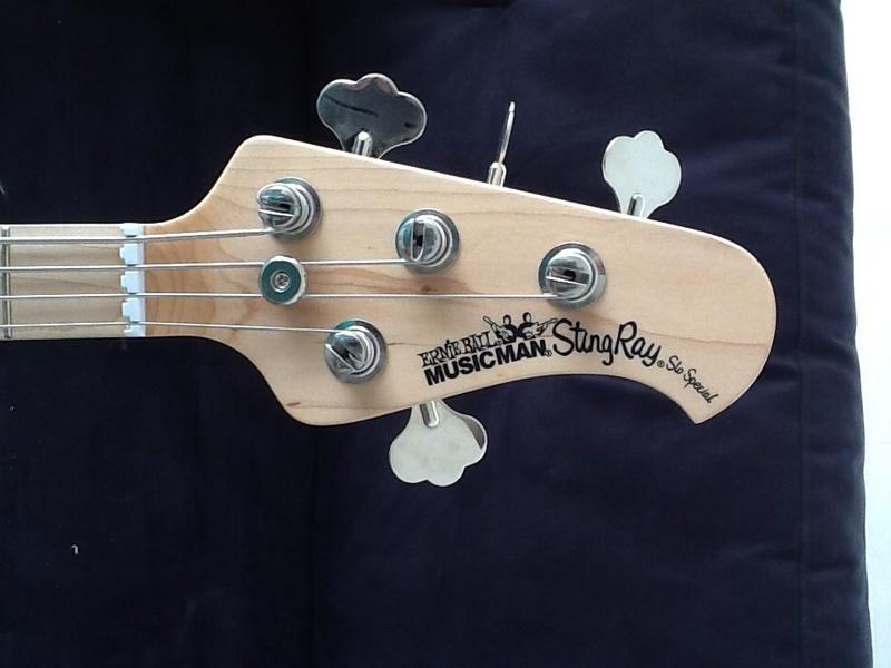Music Man Stingray Slo Special Image