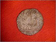 cornado de Alfonso XI de Castilla 1312-1350 Toledo. 609_001