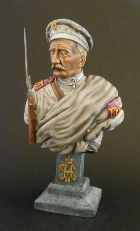Soldat Russe, 12e Régiment de Tirailleurs Sibérie orientale 1904 Neu_5