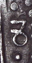 8 Reales 1629. Felipe IV. Potosí T Detalle_8