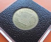2,50 pesetas 1953 (*19-71). Estado Español. DEDIT LOBO DSC06996