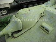 Немецкая 75-мм САУ Hetzer, Музей Войска Польского, г.Варшава, Польша Hetzer_Warszawa_101