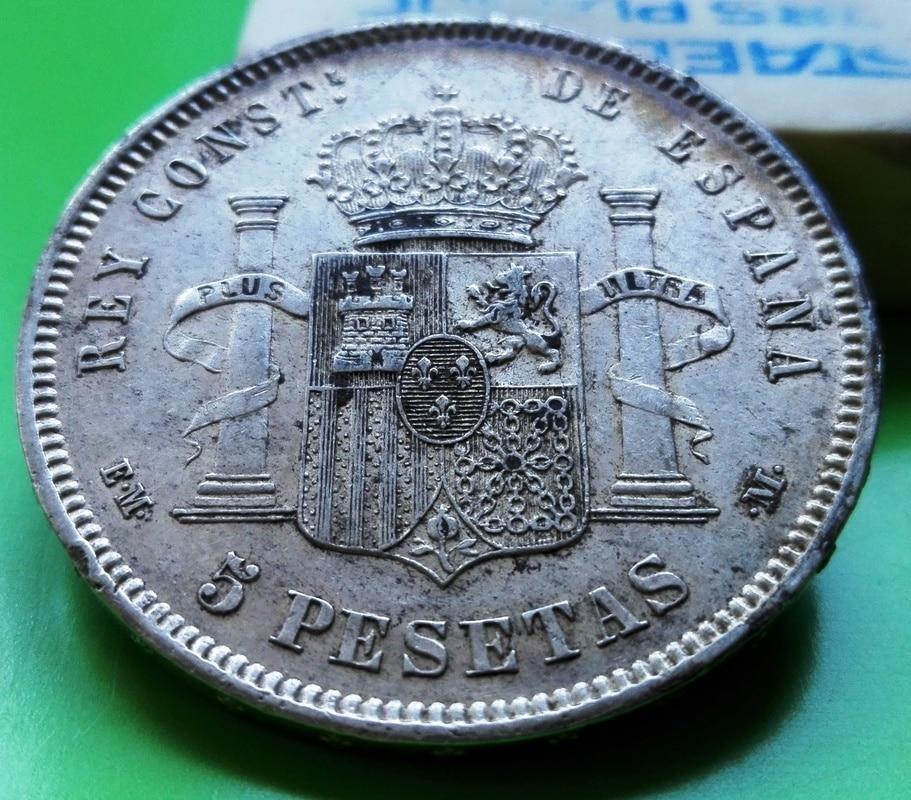 5 pesetas 1878. Alfonso XII. EMM 5_pts_1878_8