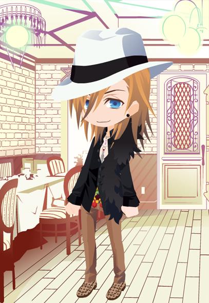 ¡Crea tus dolls! (Selfy style) Ren_Jinguji_2