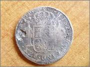 8 reales Carlos IV 1806 P1290810