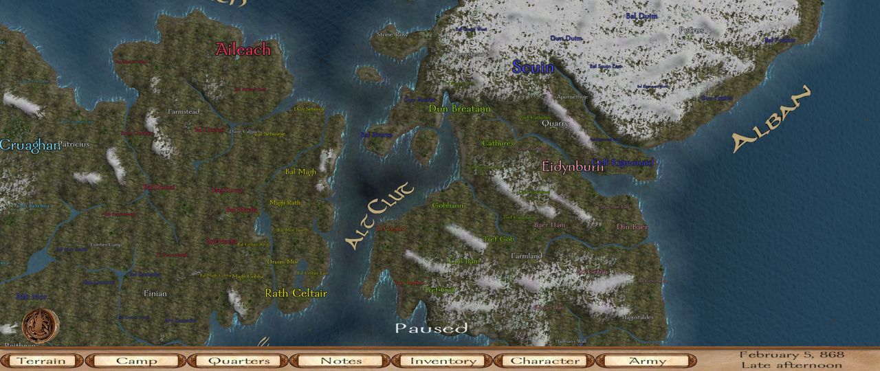 Viking Conquest - Reworked Environment (mod) [RELEASED v1.0] Mb40