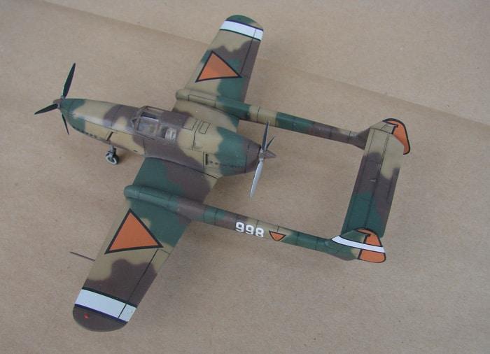 Fokker D-XXIII, RSmodels, 1/72 DSC02910