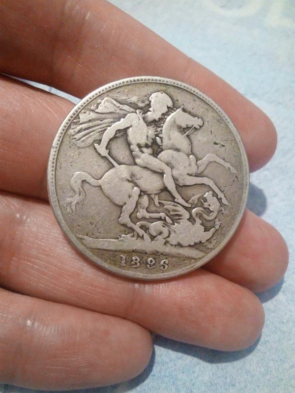 1 crown Reino Unido 1896 IMG_20180504_014711