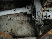 Немецкая 75-мм САУ Hetzer, Музей Войска Польского, г.Варшава, Польша Hetzer_Warszawa_103