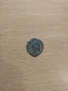 Antoniniano de imitación hispánica de Claudio II. CONSECRATIO. Altar  IMG_20180109_001056