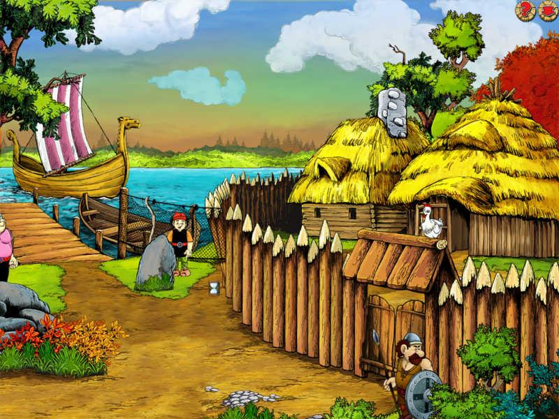Kajko i Kokosz: Rozprawa z Hodonem [PC]