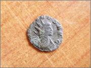 Antoniniano de Galieno. SECVRIT PERPET. Ceca Roma. P1320232