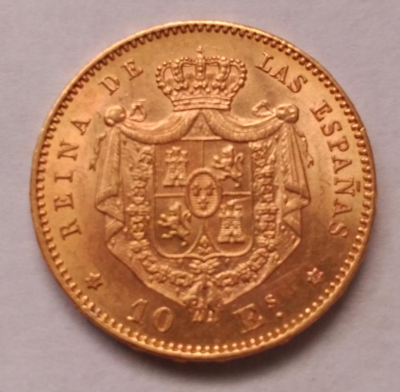 10 Escudos 1868 (*18-68). Isabel II. Madrid IMG_20180505_144214