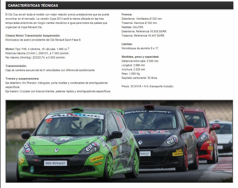 [COPA FORZA] Renault Clio RS Clio_cup_caracteristicas_t_cnicas
