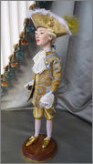Моя первая кукла из полимерной глины. 003