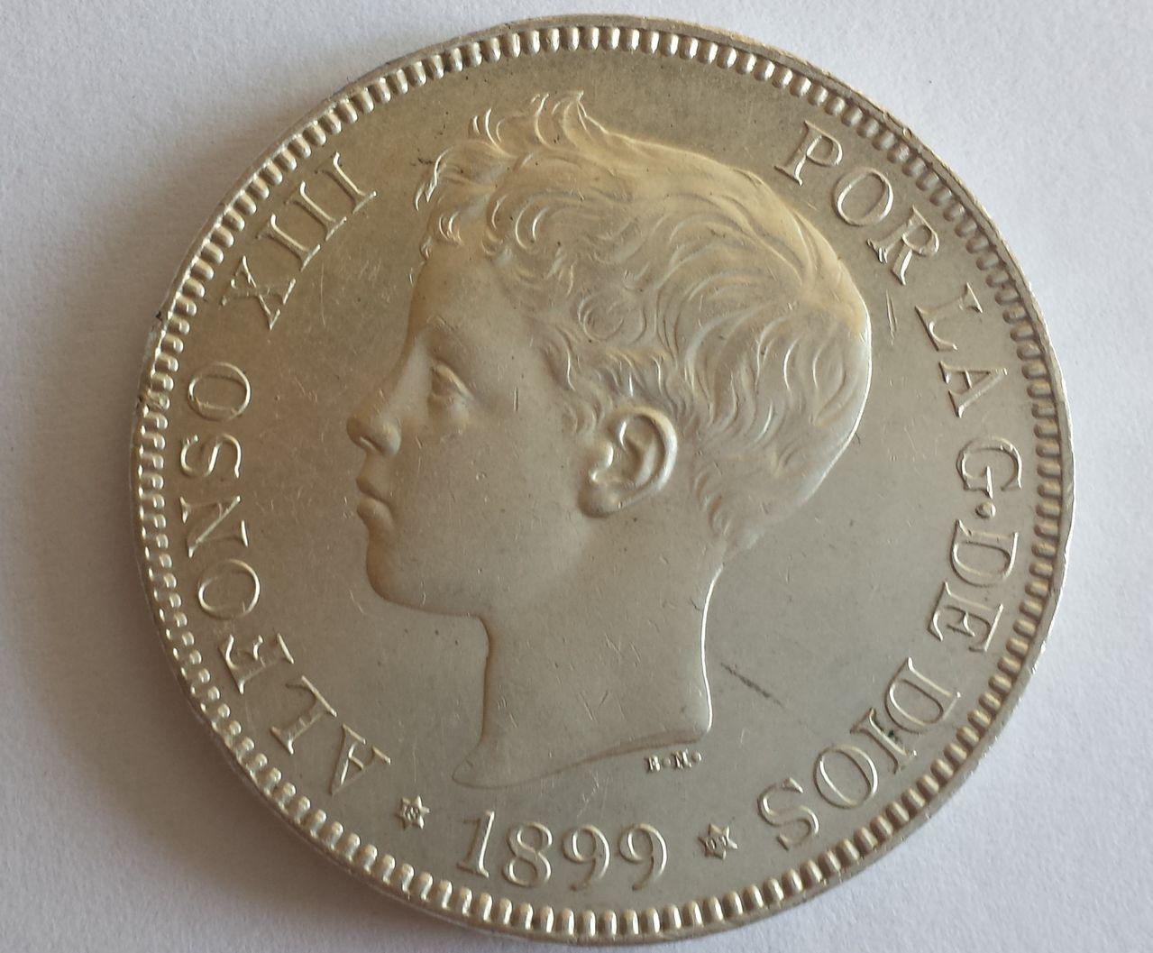5 pesetas 1899 S-GV 20141024_151020