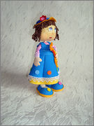 Куклы из фоамирана. DSC09279