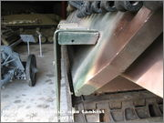 """Немецкая тяжелая САУ  """"JagdPanther""""  Ausf G, SdKfz 173, Deutsches Panzermuseum, Munster Jagdpanther_Munster_075"""