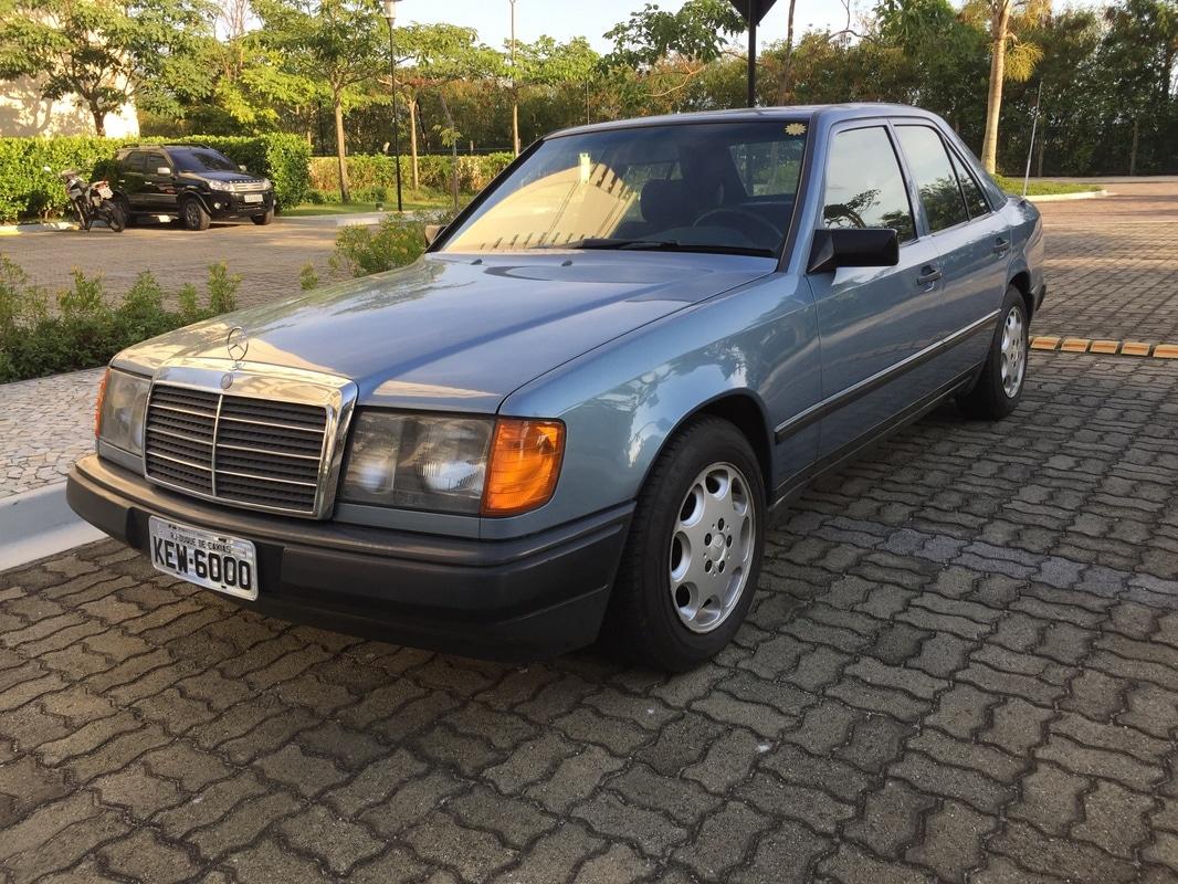 W124 200E 1990 - R$26.900,00 IMG_4606