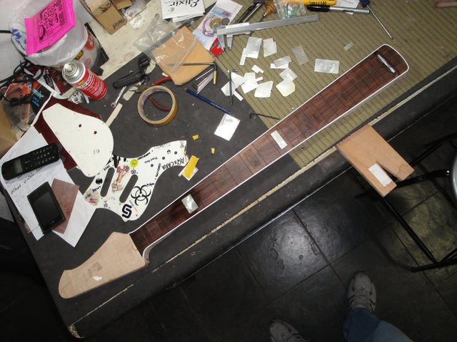 Visita à lutheria ACS (Ademir luthier) em Belo Horizonte 1401520_329534397189615_614976546_o