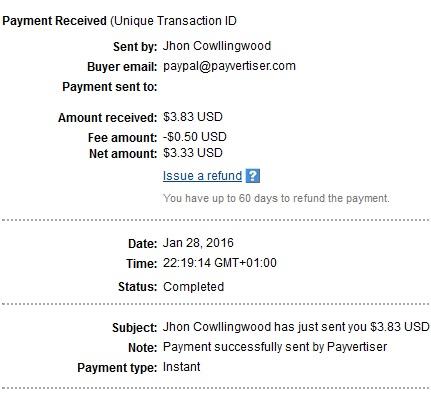 Payvertiser - payvertiser.com Payvertiserpayment