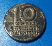 Alemania Notgeld Bündingen Oberhessen 10 Pfennig IMG_1170