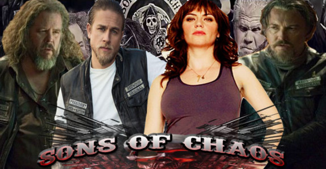 If your EAW character could have a match with one real-world wrestler, who would it be? Sons_Of_Chaos2016_1