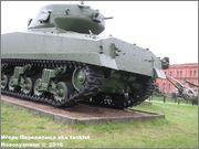 """Американский средний танк М4А2 """"Sherman"""",  Музей артиллерии, инженерных войск и войск связи, Санкт-Петербург. Sherman_M4_A2_047"""
