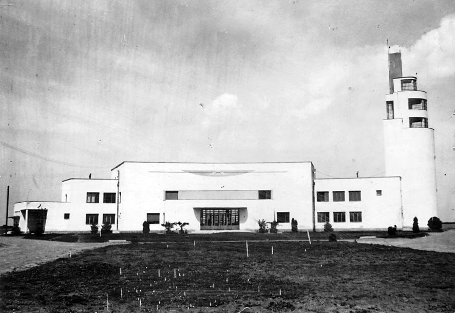 Aeroportul Arad - Poze Istorice 005