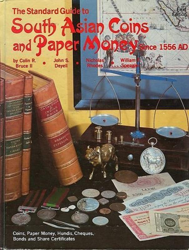 Standard Guide to South Asian Coins and Paper Money since 1556 AD 71z_YXIjws_CL