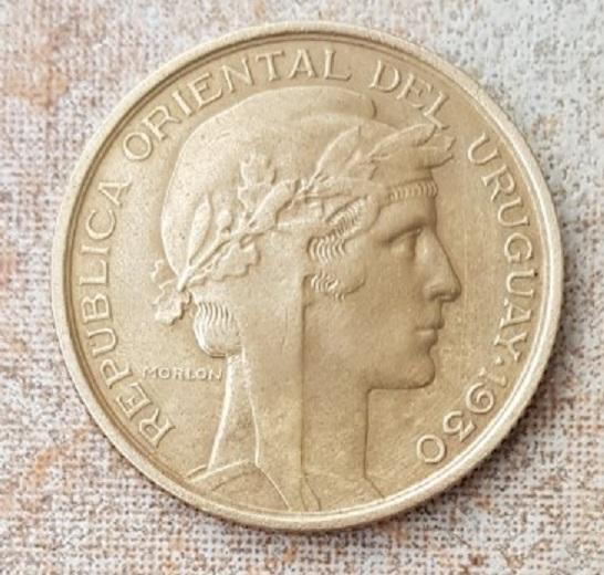 10 Centésimos. Uruguay. 1930 Thumbnail_20180219_172441
