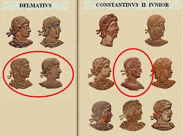 AE4 Familia Constantiniana Image